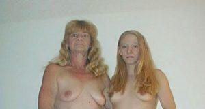 Mutter und Tochter ficken mit dir gegen Taschengeld