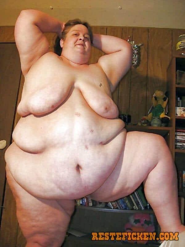 Fett und geil – wer fickt mich?
