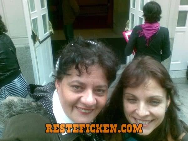 Wir sind Mutter und Tochter und lassen uns zusammen ficken